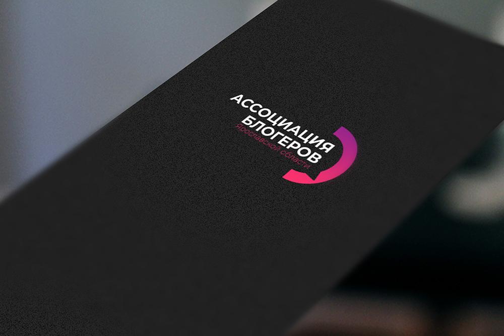 логотип ассоциации блогеров в Ярославле